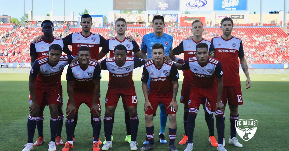 da72e46ecf5 The Rundown  Tough Series For FC Dallas Against LAFC