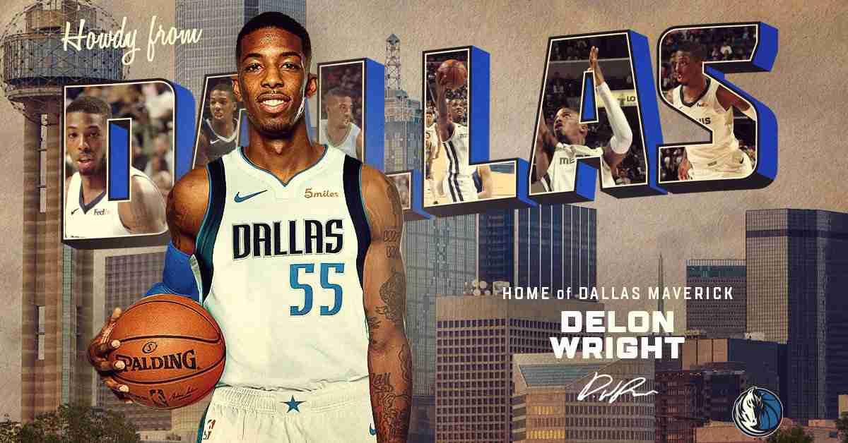 new styles 9dedd 9f307 Who is Delon Wright? | Dallas Sports Nation